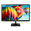 "LG 27MB67PY-B, 27"" IPS LED AG, 5ms GTG, 1000:1, 5000000:1 DFC, 250cd/m2, 1920x1080, D-Sub, DVI, DisplayPort, USB, Headphone Out, Tilt, Swivel, Height, Pivot, Speacers 2x1W, Black"